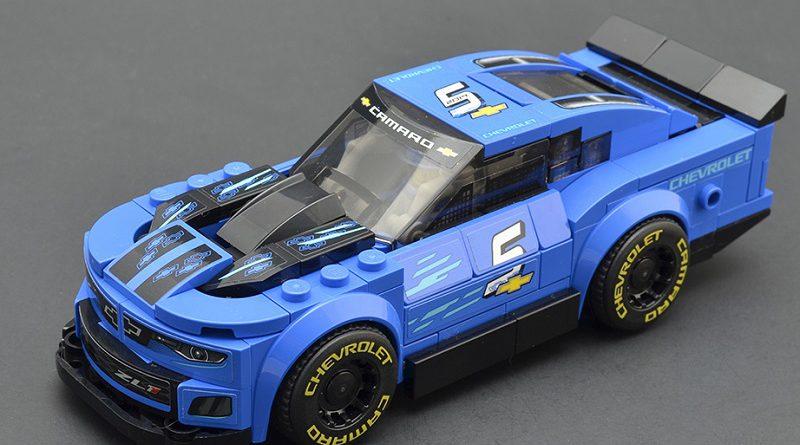 Brick Fanatics On Twitter 75891 Chevrolet Camaro Zl1 Race Car