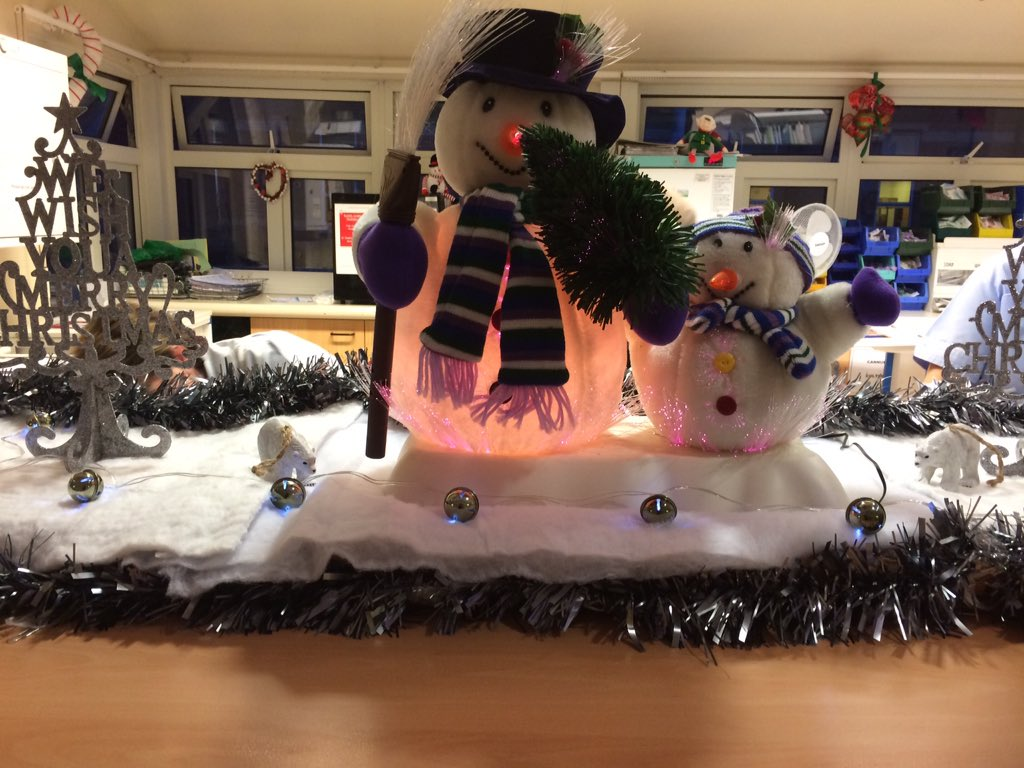Sue Mason On Twitter Christmas Decoration Competition