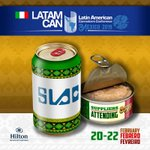 Image for the Tweet beginning: Looking forward to @latamcan in