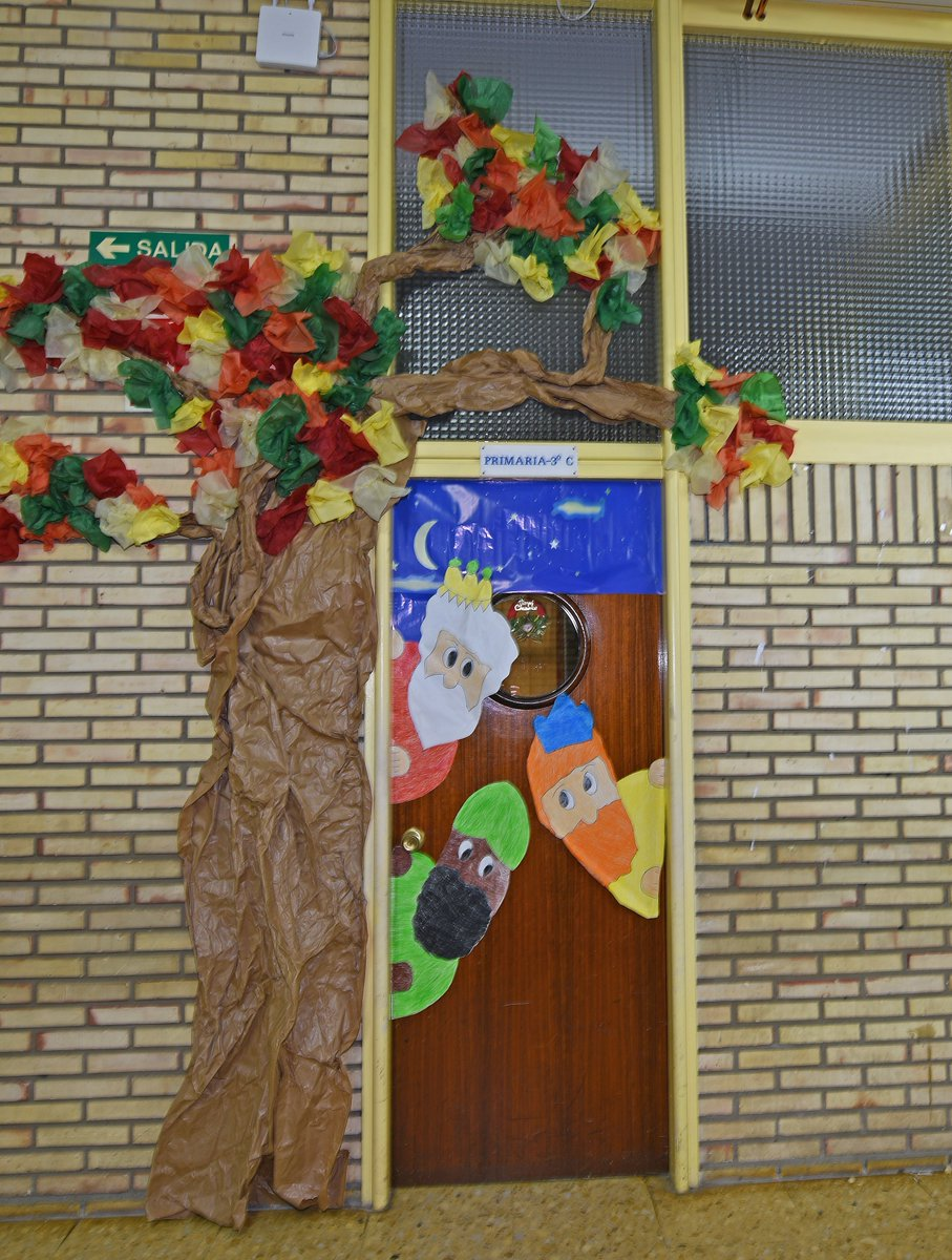 Colegio San Agustín On Twitter Así Han Decorado Nuestros