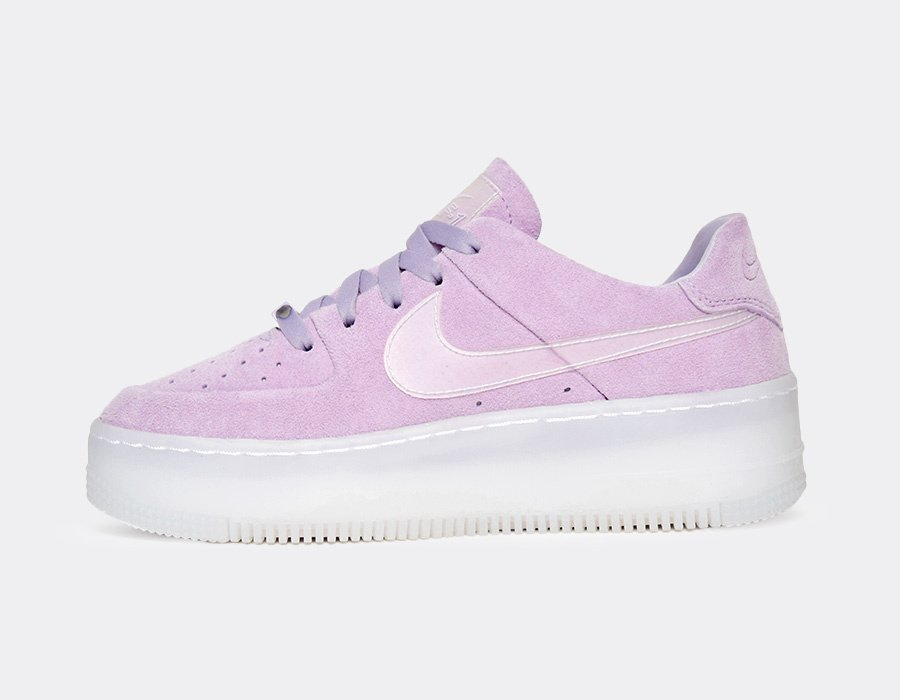 899481df4 Nike $NKE cheers up Wall Street with sparkling 2Q results; for women calls  out strength of AF1 Sage, Air Max 270, Vapormax and Epic React, also  announces ...