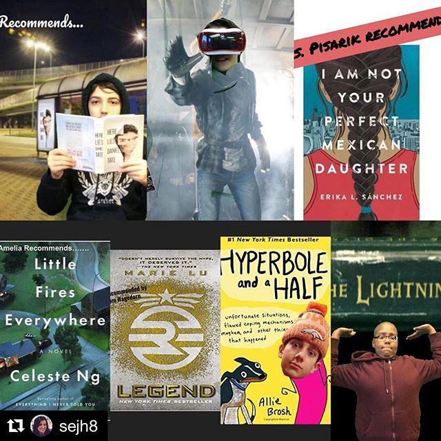 South East Library On Twitter These Visual Book Recommendations