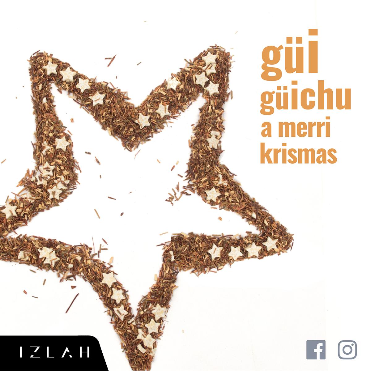 ¿Tienes antojo de un #Redvelvet sin calorías? Entonces tienes que ir a #Izlah y pedir un #FrappTea de Star Leblanc con Aruba Beach el sabor perfecto para un postre navideño #cerocalorias te recomendamos pedirlo sin base y con un 2 sobres de splenda