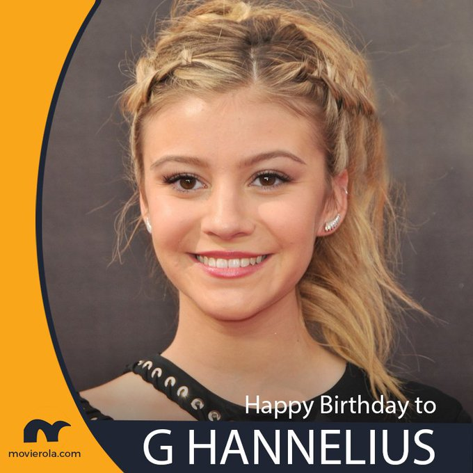 Happy Birthday To Hollywood Actress