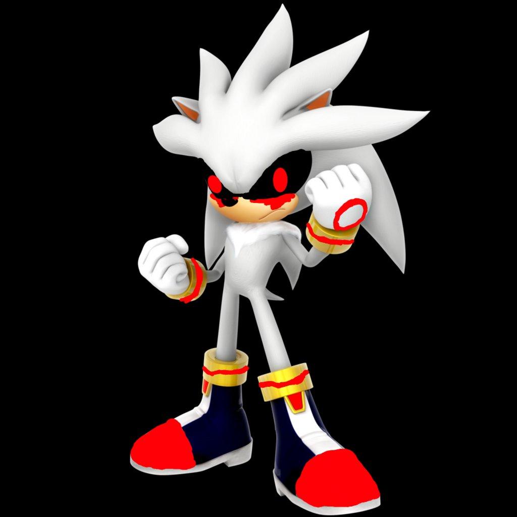 🌙 Silver exe (Sonic exe's Servant) 🌕 (@SilverexetheRp) | Twitter