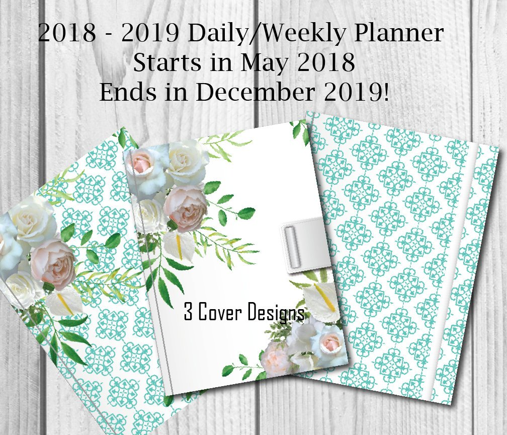 2018/2019 Daily Digital Planner for GoodNotes and other pdf