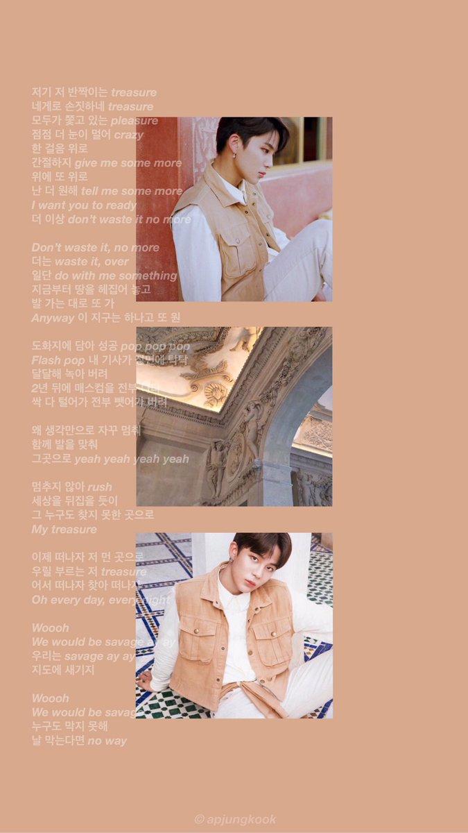 Hi On Twitter Wallpaper Jongho Ateez Cr