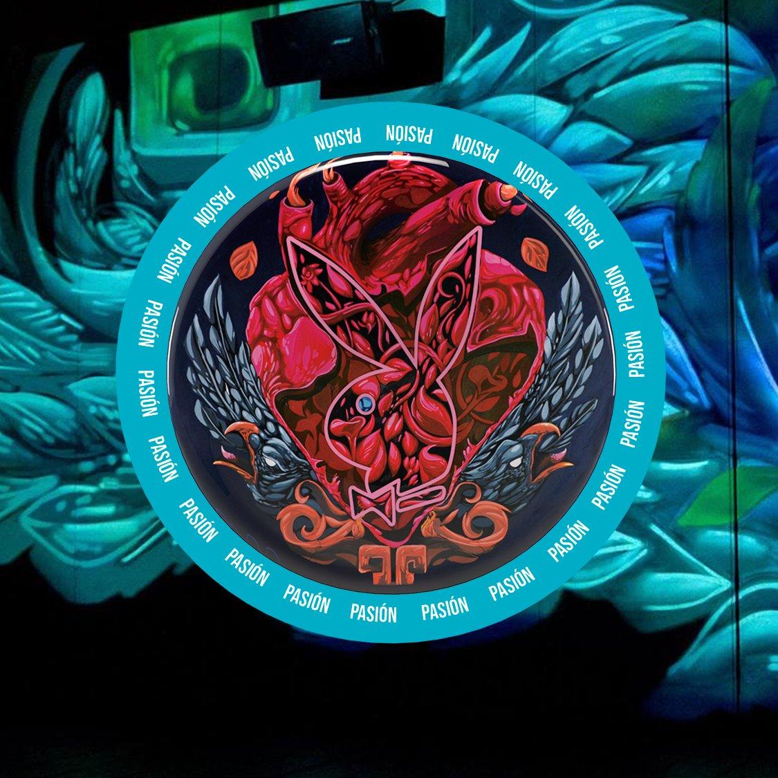 Cada pieza que sale de las manos de Hidroc está hecha con la misma pasión.  #LoSexyDeLaCalle #Urban #Art https://t.co/7aj8Mi8RfX
