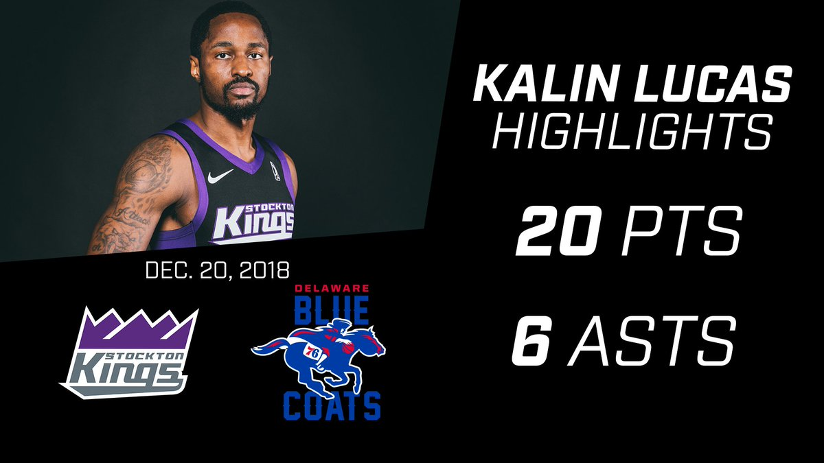 Kalin Lucas put on a show of his own in the contest ⤵️