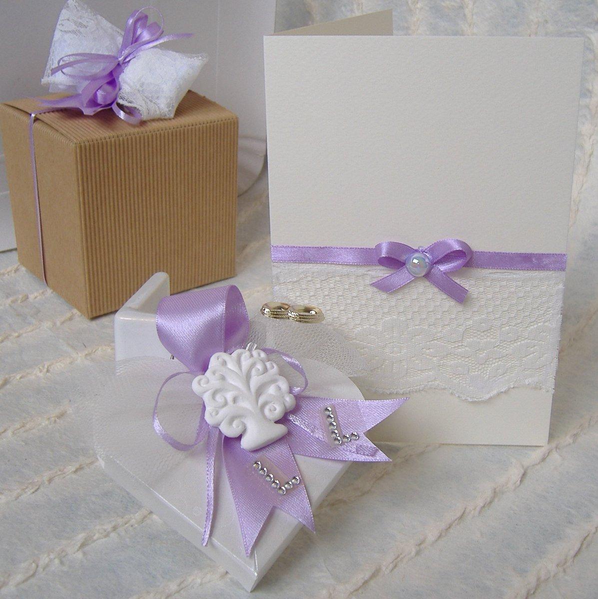 Partecipazioni Matrimonio Glicine.Tigerbazar Hobbyshopbomboniere It Bonbon Craft Twitterissa