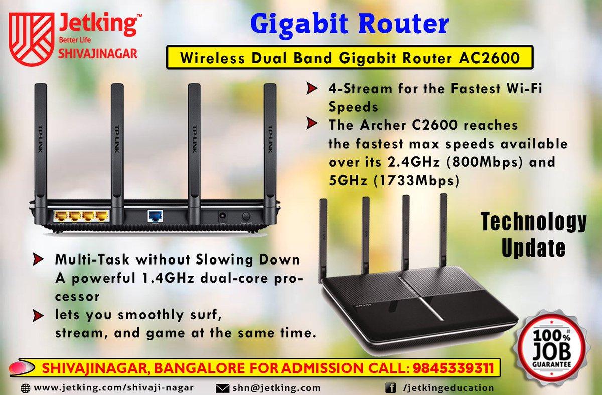 wireless router gigabit hashtag on Twitter