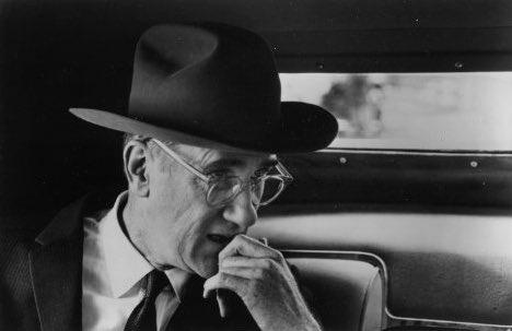 ⚫️ Décès de l'acteur britannique Donald Moffat à l'âge de 87 ans. Il avait notamment joué Lyndon B. Johnson dans L'Etoffe des héros, le chef de station dans The Thing de Carpenter, et avait été au générique aussi du Bûché des vanités ou encore Danger immédiat. #cinéma Photo