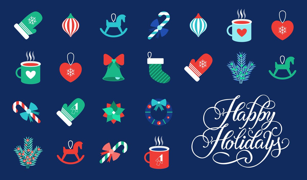 May your days be merry, and your solutions upgraded! The @1ClickFactory team wishes you growth, prosperity and inspiration! Happy holidays!