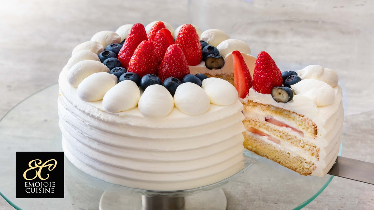 ケーキ 作り方 ショート