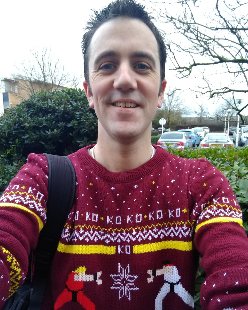 National Christmas Jumper Day 2019.Christmasjumperday Hashtag On Twitter