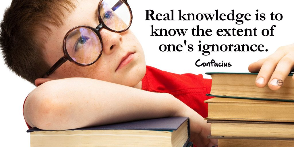 Confucius Quote Real Knowledge Is To Know The Extent Of Ones