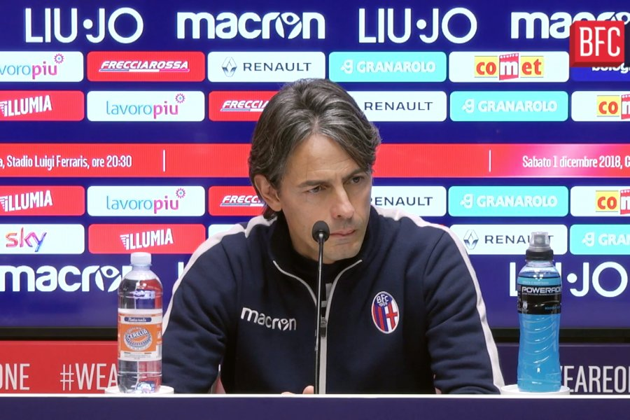 "#Inzaghi: ""@ParmaCalcio_en are doing really well. Gervinho and Inglese are players who have made the difference so far. We'll have to keep our concentration up and look to bring the 3 points home.""   #ParmaBologna #WeAreOne 🔴🔵"