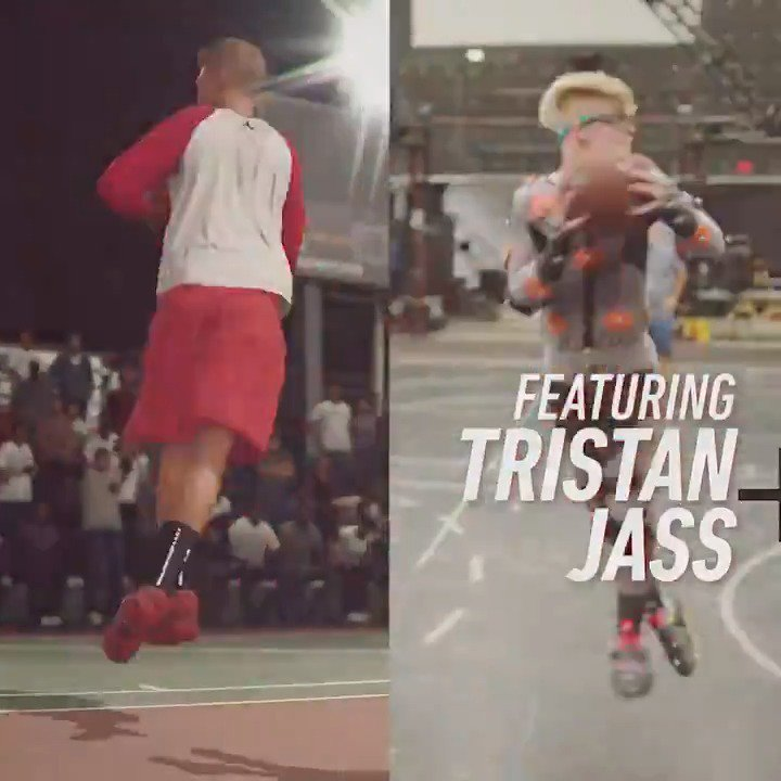 Creator Challenges like you've never seen!  Take on @filayyyy, @Tristan_Jass22, and @MarcelasHoward in #NBALIVE19