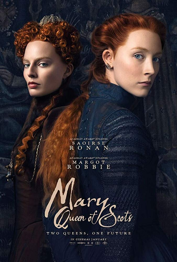 Mary, Queen of Scots (2018) - Página 3 Du86oObX0AEHdgB
