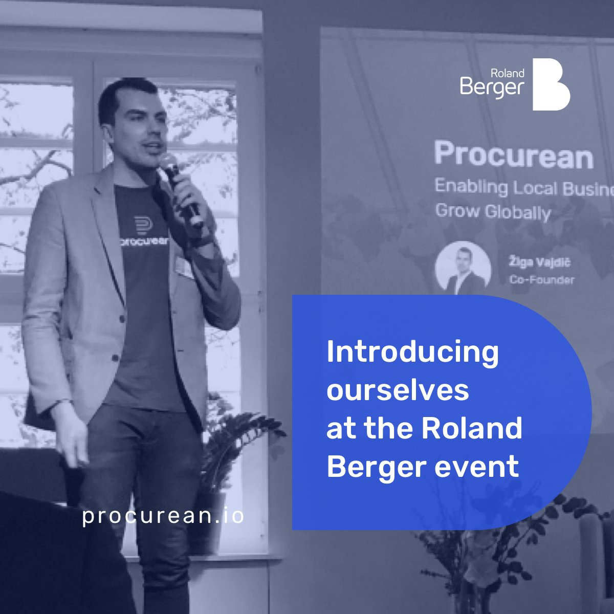 As an ambitious #startup in the procurement industry, we were recently invited to one of the leading consultancies in the world - @RolandBerger to pitch our business at their digital procurement lab in Berlin in front of CPOs from companies such as @amazon, Metro and @Philips 🇩🇪 https://t.co/ETQKopjyyB
