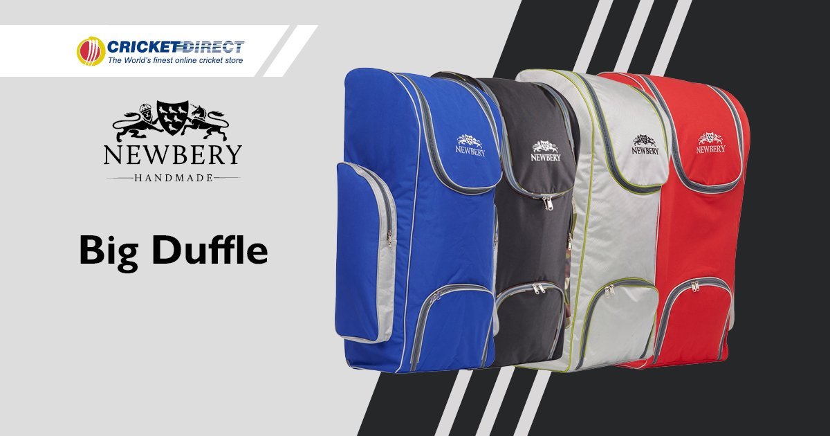 a54d15cf0e76 Newbery Big Cricket Duffle Bag is available in 4 different colour options