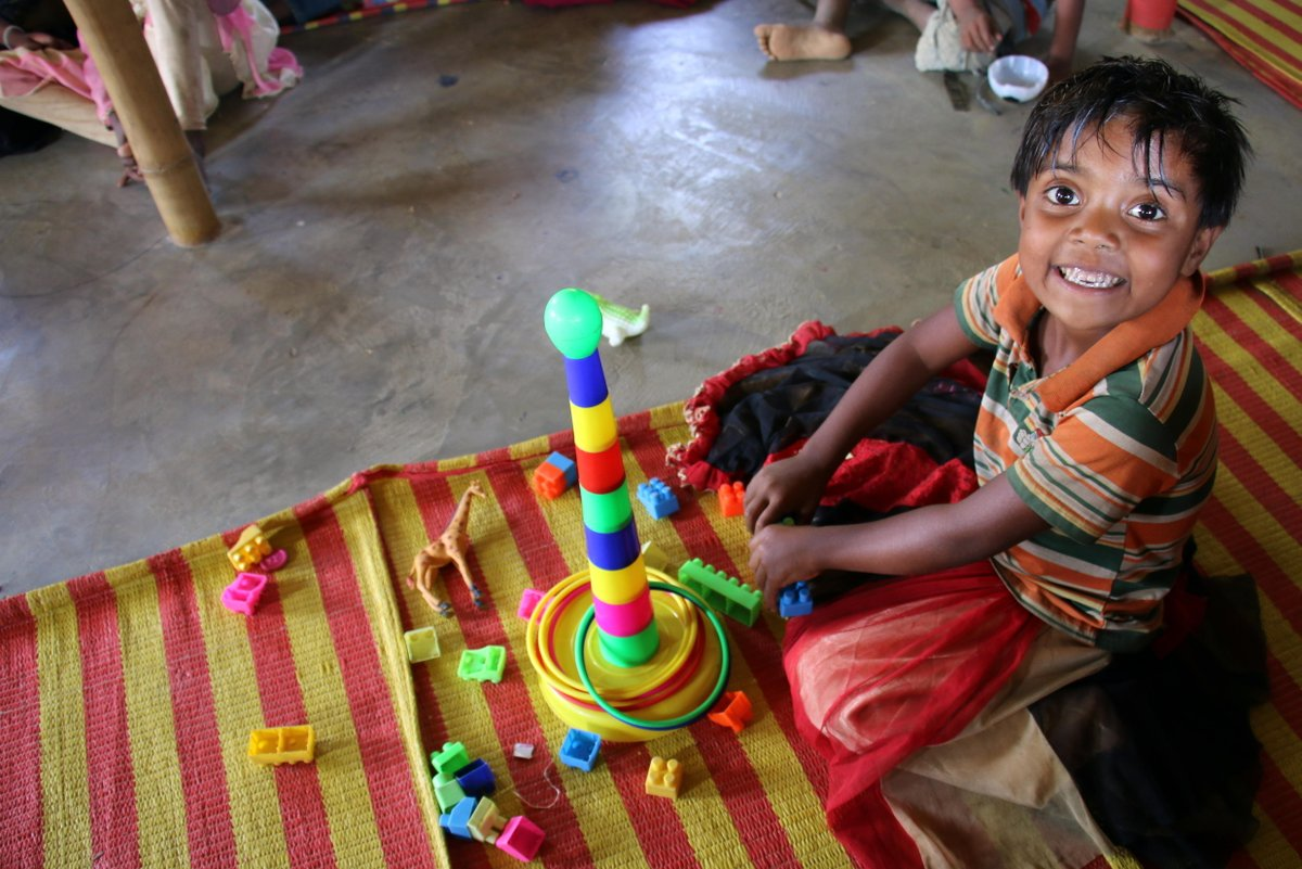 Giving Our Kids Play Space They Need >> Save The Children Canada On Twitter Despite Everything Rohingya