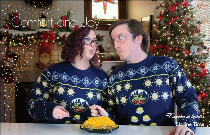 Skyline Chili On Twitter Were Rocking Our Favorite Sweater On