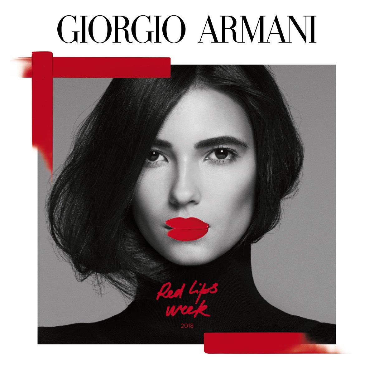 Rosso determinazione o seduzione? Scopri quale rosso indossare con i Face Designer #GiorgioArmani. A tua disposizione per una sessione make up personalizzata, dal 17 al 23 dicembre presso Profumeria #Naima! #FidenzaVillage https://t.co/ukDkYwg0Of