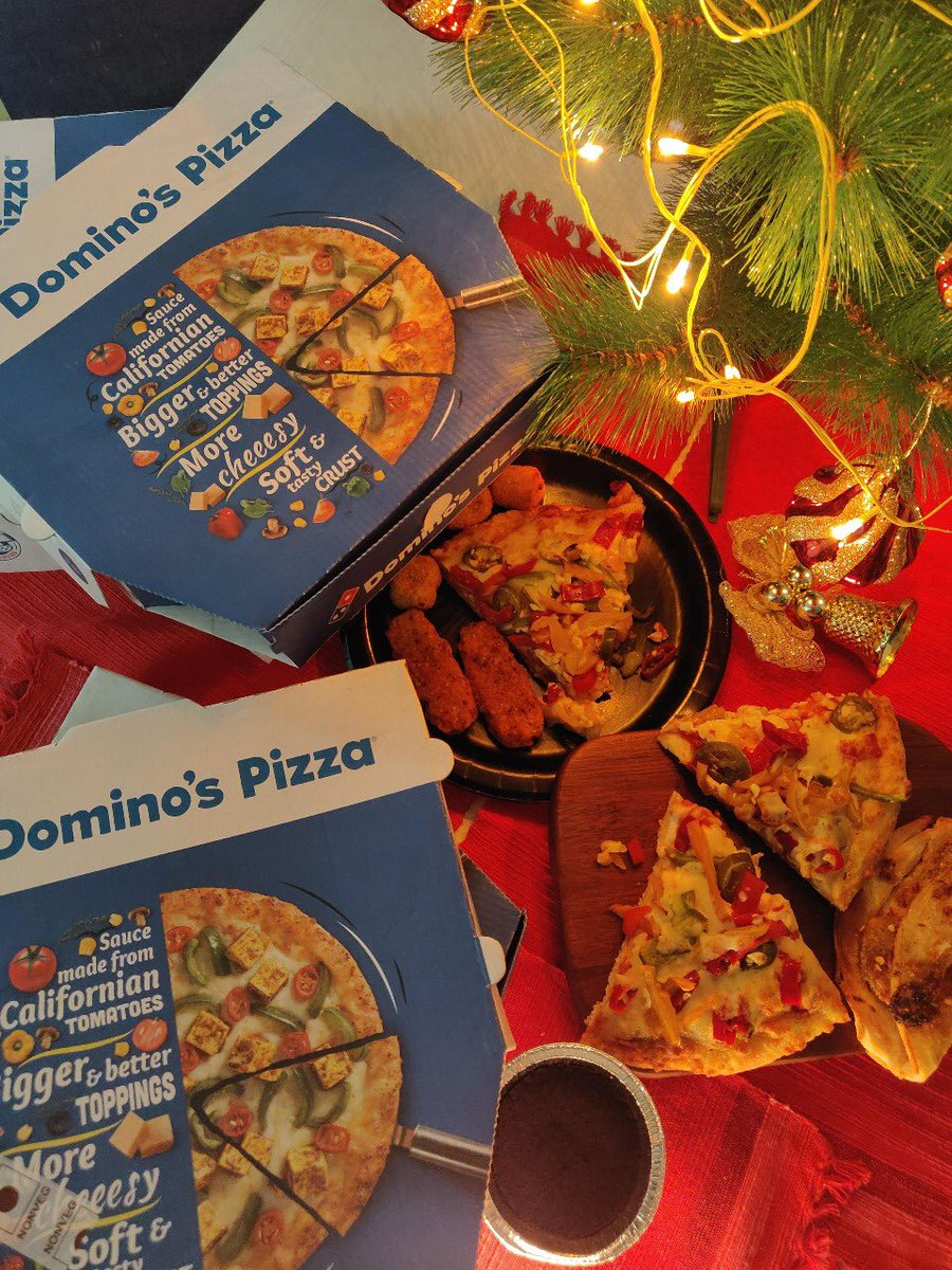 Is Dominos Open On Christmas.Domino S Pizza India On Twitter Have Yourself A Cheesy