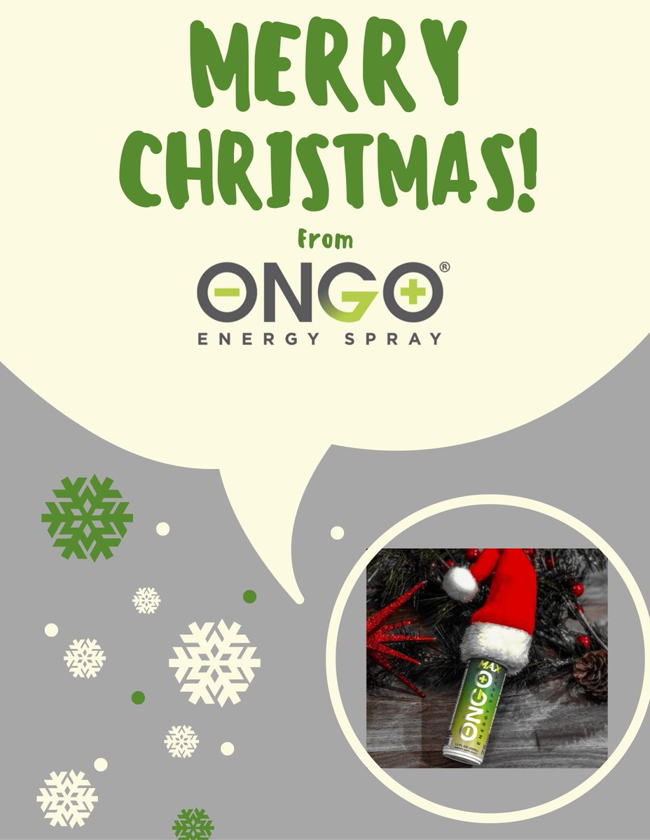 Christmas  is right around the corner. With all the holiday buzz and activates you  may feel like you need an extra boost of energy to finish the year off  strong. Let us help you conquer your holiday season!   Merry Christmas!! https://t.co/7XYBlaUMTo