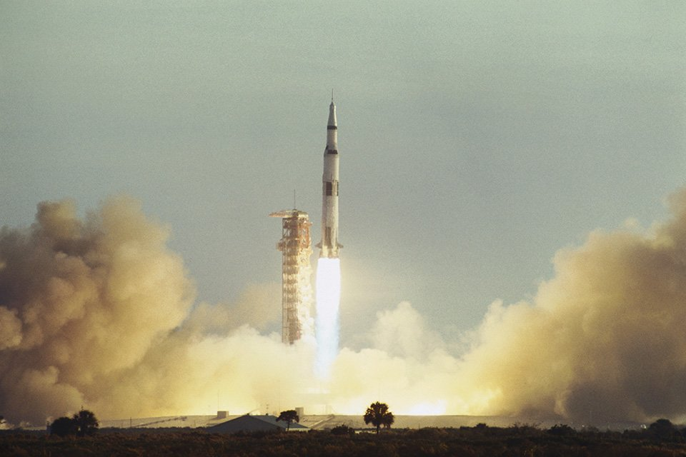 "Forbes on Twitter: ""50 years ago, Apollo 8 lifted off from Kennedy ..."