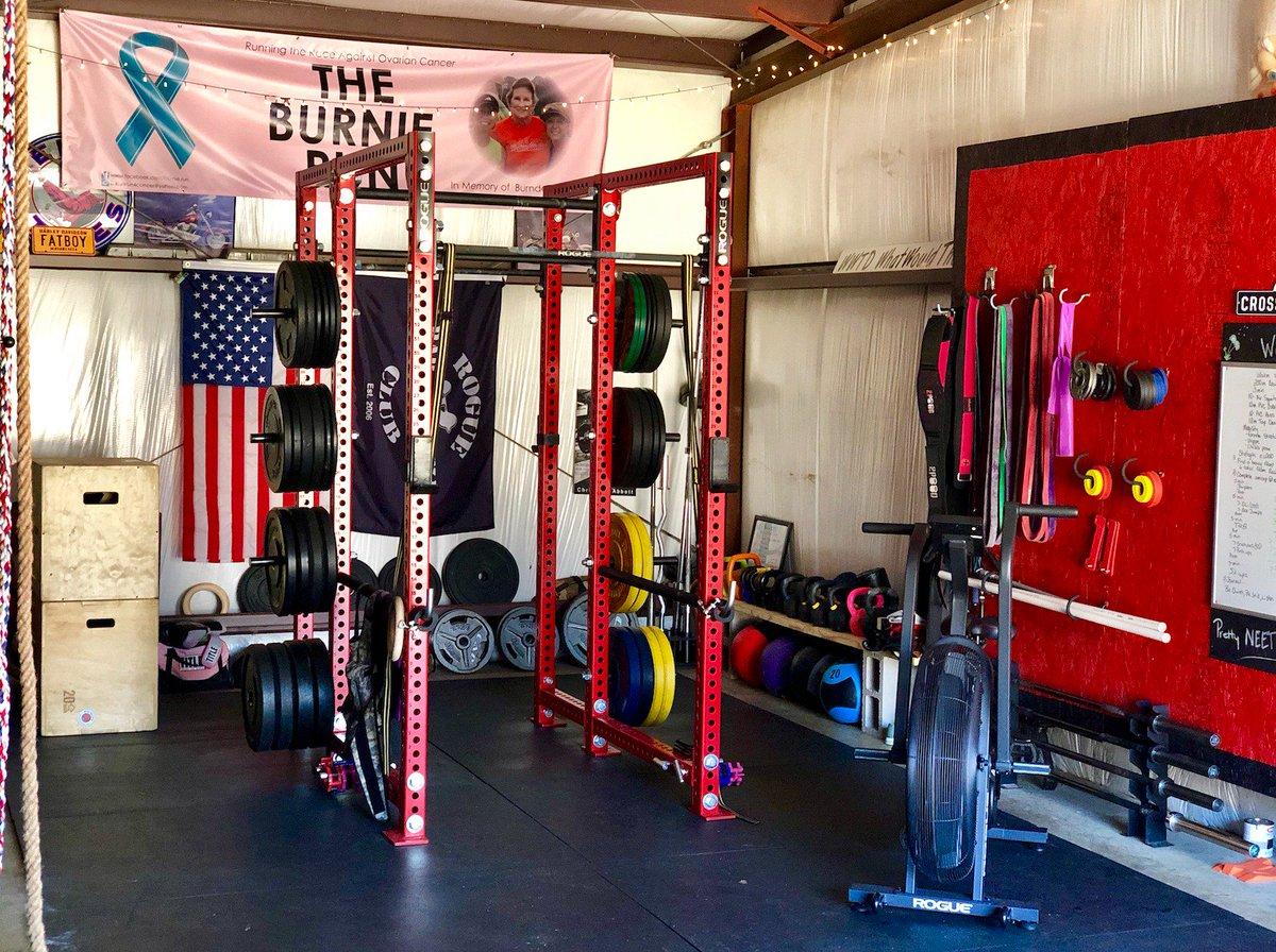Prs u garage gym athlete