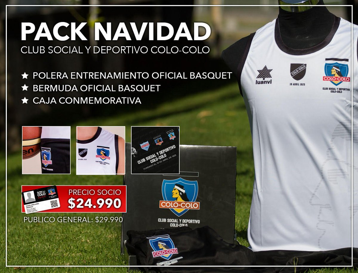 CSD Colo-Colo on Twitter