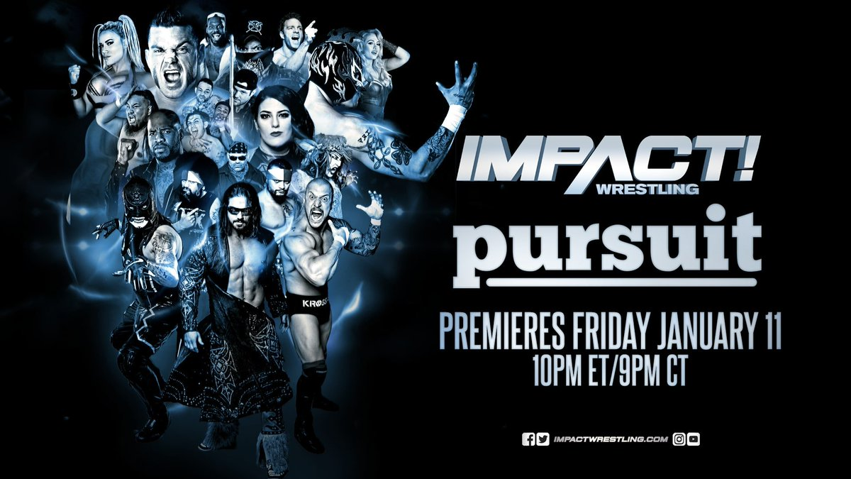Impact Wrestling Moving From POP TV In January