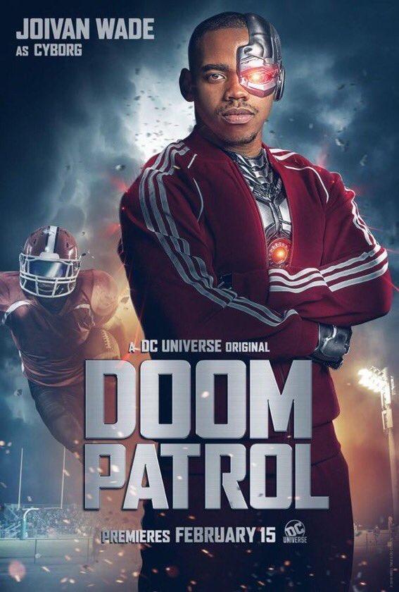 Doom Patrol Du8uCWlUUAI8PEC