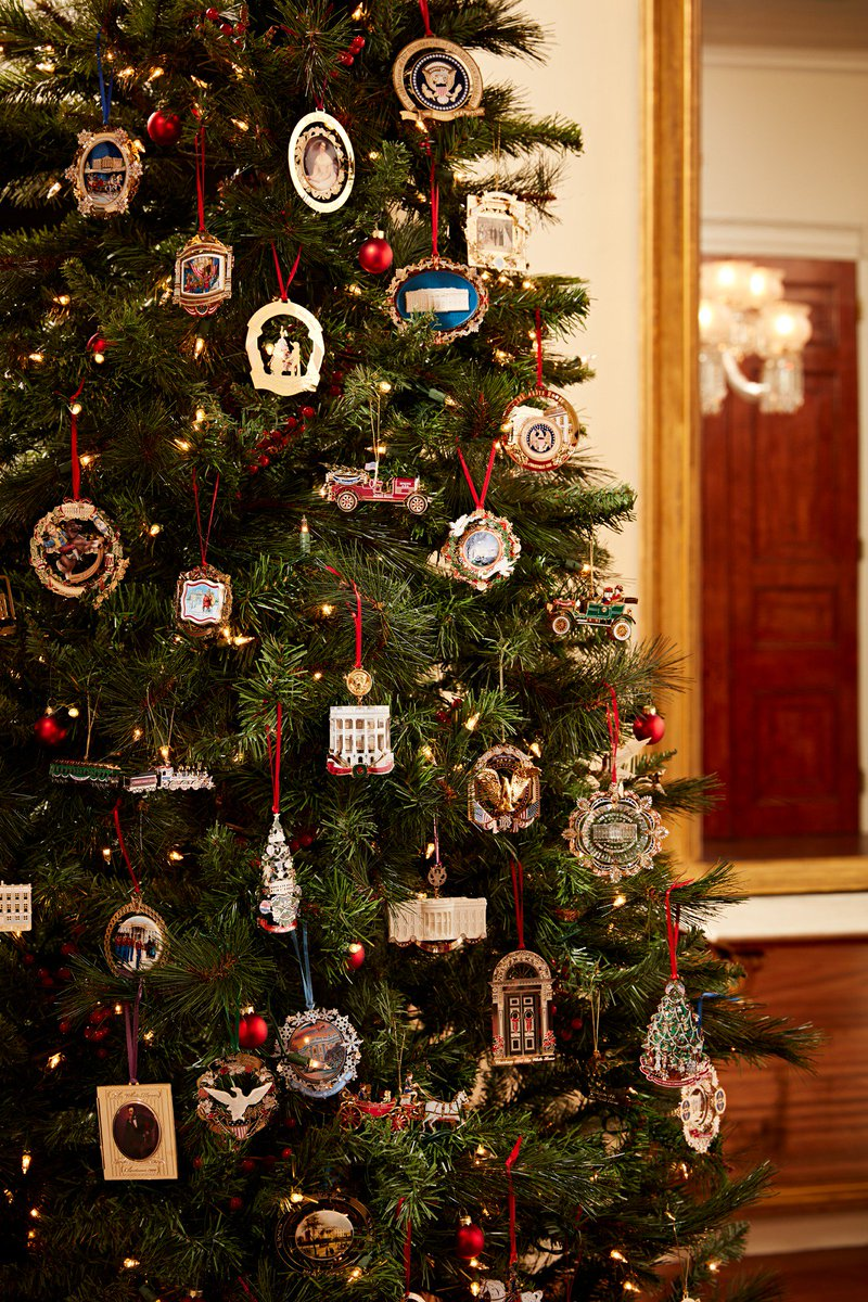 2019 White House Christmas.White House History On Twitter Share Your Collection Of