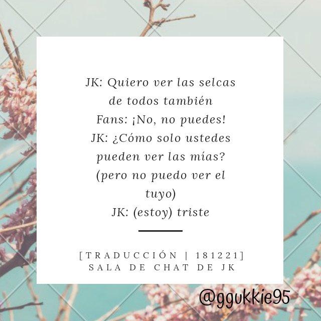 Chat traduccion ingles español