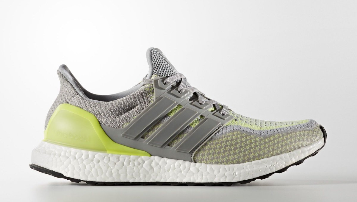 """the latest 02cc9 9f97c The adidas Ultra Boost 2.0 """"Glow in the Dark"""" is scheduled to restock  January 1stpic.twitter.comDMaGOxuJnc"""