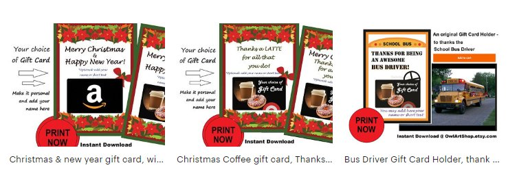 picture relating to Thanks a Latte Christmas Printable known as Owl ArtShop upon Twitter: \