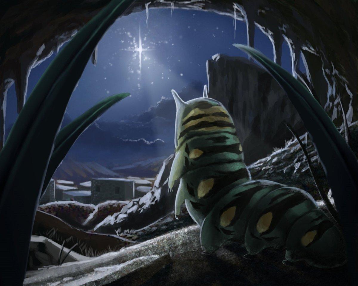 Frohe Weihnachten Jesus.Prayer Balloons On Twitter Callie Weihnachtsraupe Frohe