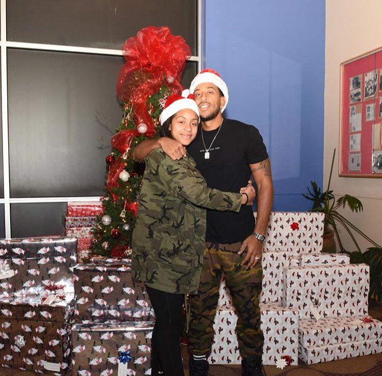 Ludacris Christmas.Lovelyti On Twitter Ludacris Is Spreading The Christmas