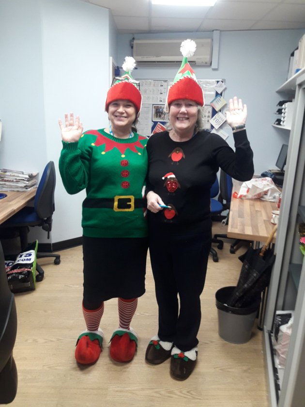 Hats Off To Christmas.Potters Bar Herts On Twitter Hats Off To Hospital Staff