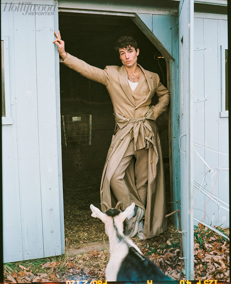 .@THR's 100 best photos of the year — Ezra Miller of #FantasticBeasts https://t.co/yqgYDPn0mu