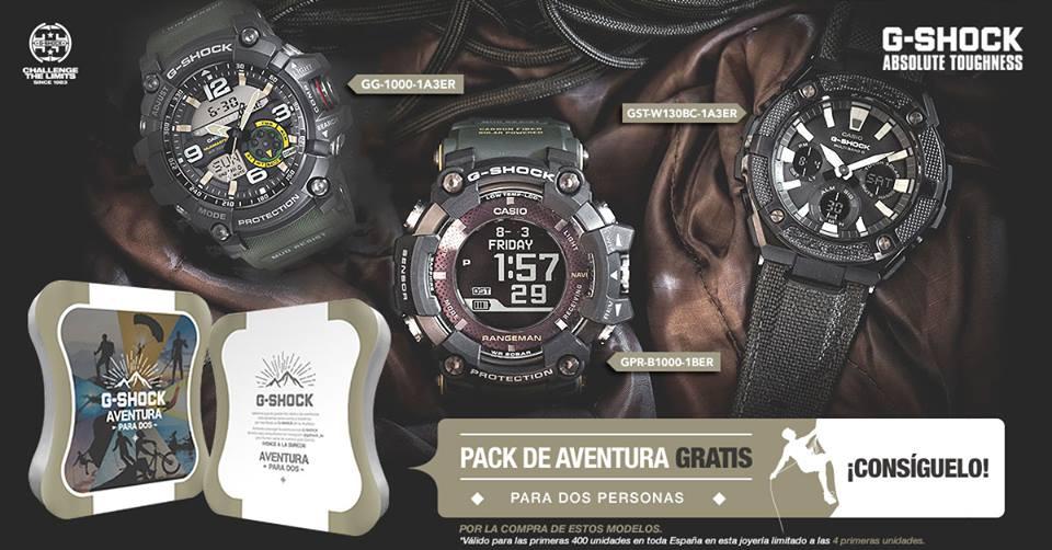 f691862aefea GG-1000-1A3ER https   www.horaexacta.com eshop casio 1104-reloj-casio -g-shock-analogico-digital-mud-resist-negro-verde-gg-1000-1a3er.html … ...