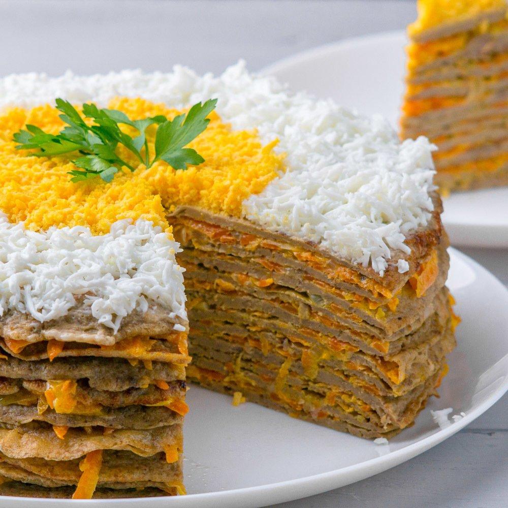 рейтинг как готовить печеночный торт рецепт и фото этом свидетельствуют совершенно