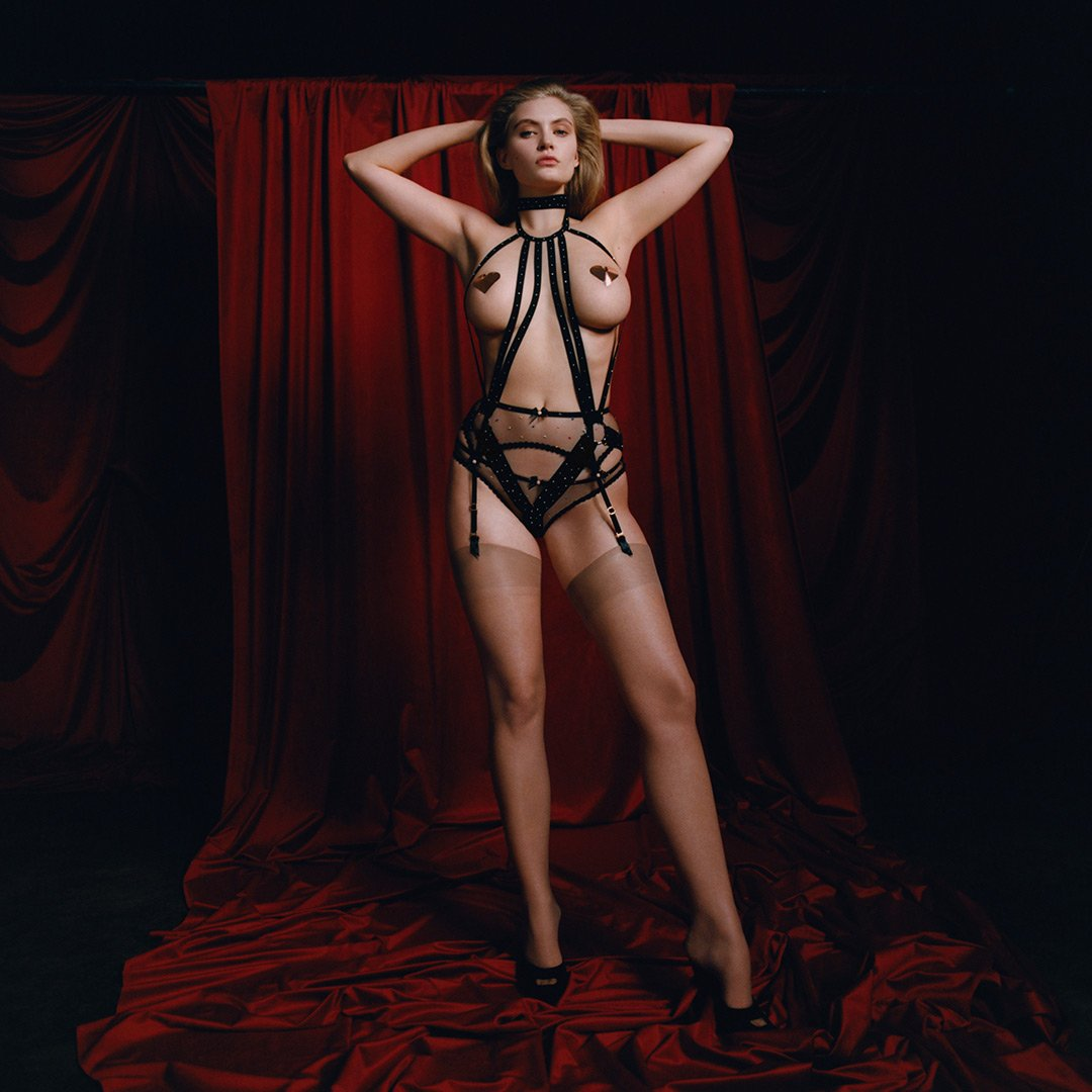 31015d855416 Discover lingerie to reflect your naughty, naughty ways from our range of  wicked wonders http://agentp.co/DclZ9j #AgentProvocateur #NotSoSilentNights  ...