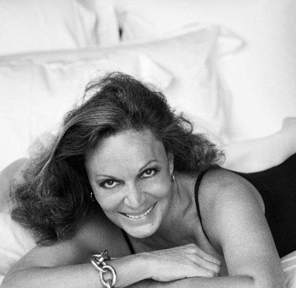 Happy birthday to our inspirational founder, Diane von Furstenberg!