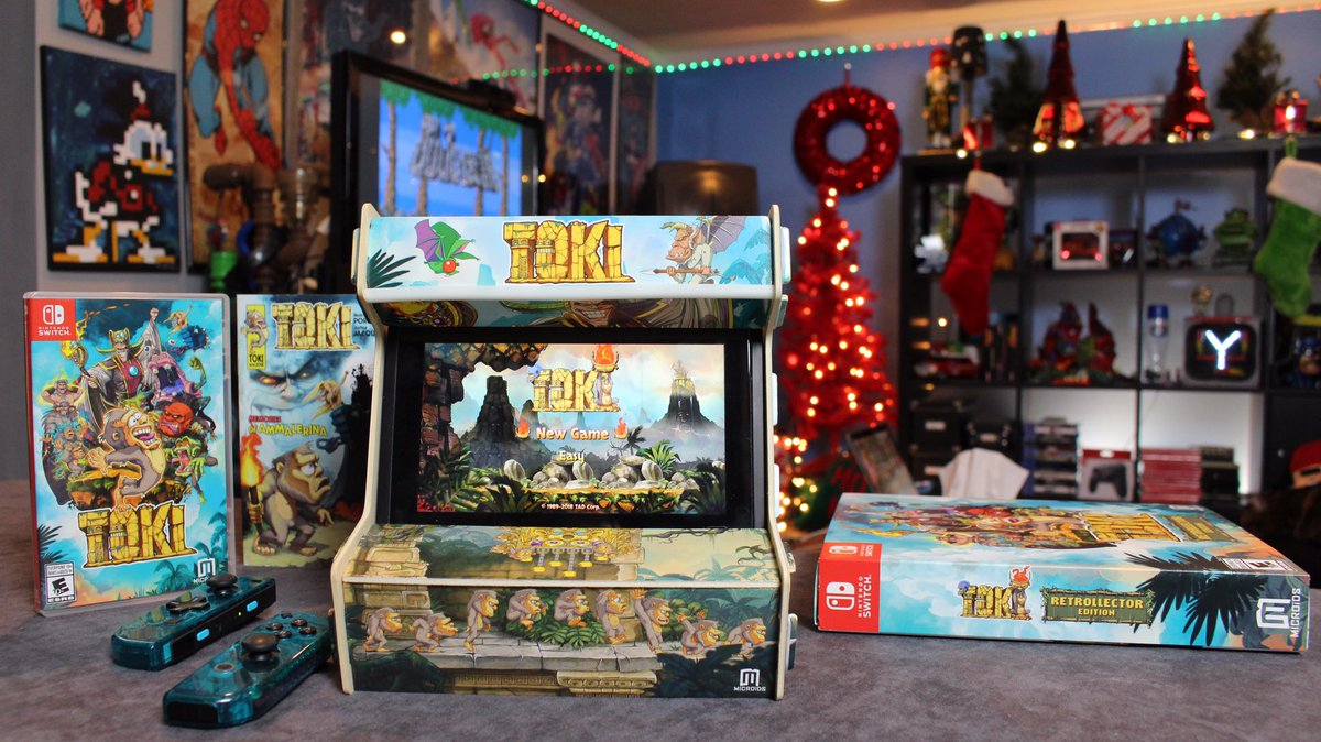 toki retrollector edition release date