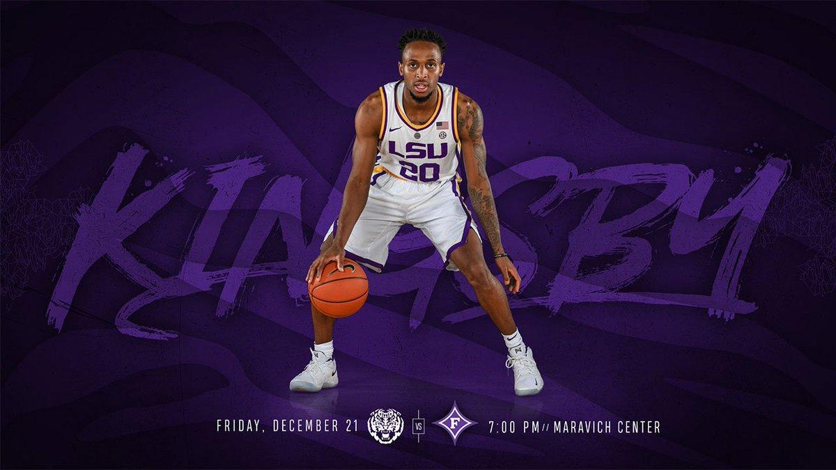 meet 834b7 c0cf0 LSU Basketball on Twitter: