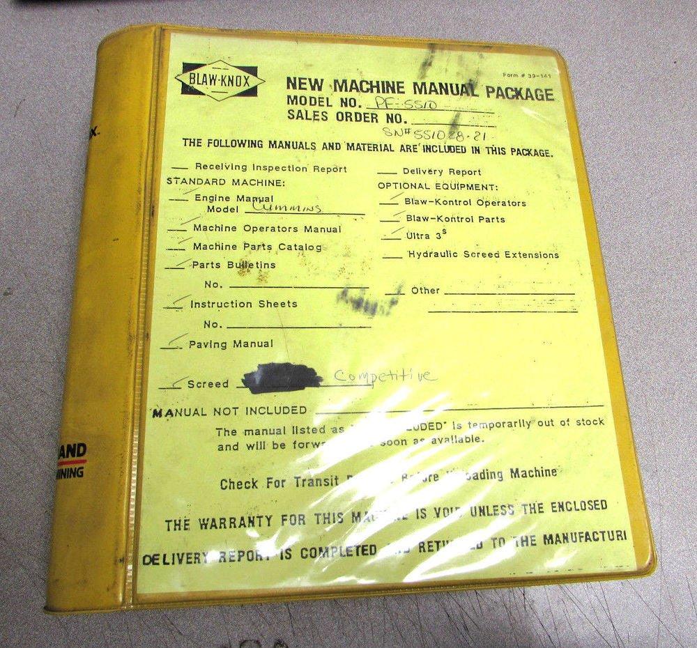 4024t service manual ebook